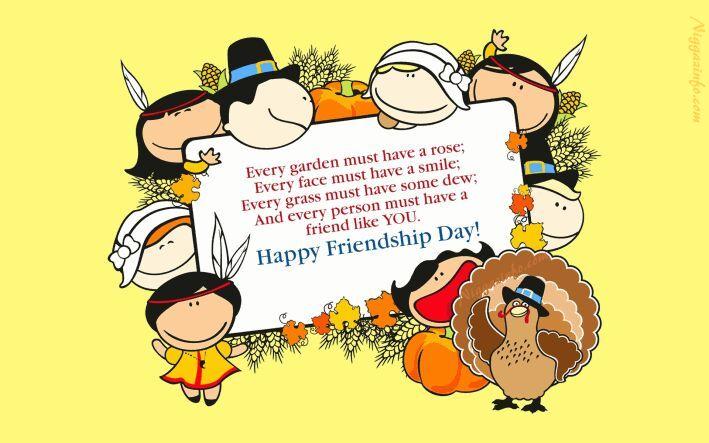 International Friendship Day Cliparts