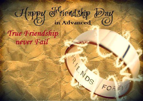 Friendship Best Messages 2016