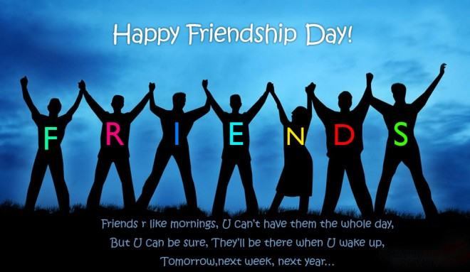 Friendship Day Greeting Photos