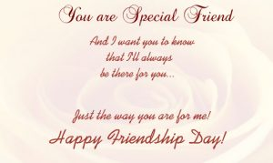 Happy Friendship Day 2016 Status
