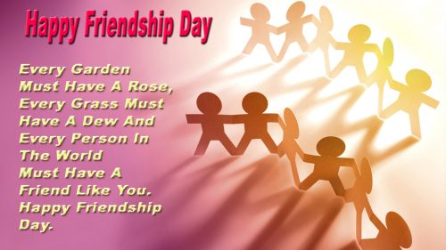 Happy Friendship Day Pictures 2018 - Friendship Day Pics 2018 Free ...