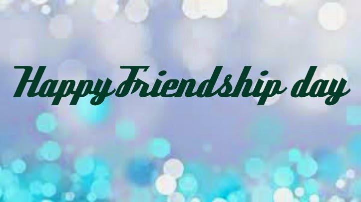 Friendship Messages 2016