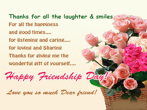 Friendship Day Roses Images 2016