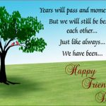 Happy Friendship Day Wishes 2019 – Lovely And Beautiful Greetings, Sayings