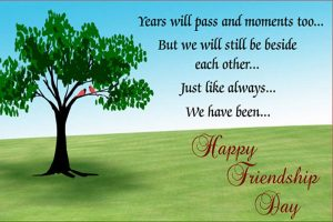 Happy Friendship Day Wishes 2017 – Lovely And Beautiful Greetings