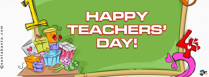 teachers day cartoon images