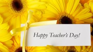Happy Teacher's Day 2018 Images, Wallpapers, Quotes, SMS, Messages, Wishes