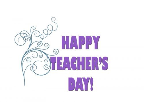 Teachers Day Photos 2016