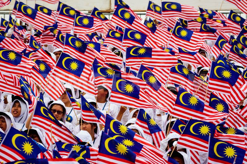 Malaysia 58th Independence Day Images 2016