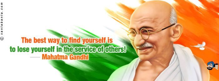 Happy Gandhi Jayanti 2017 Images, Wallpapers, Quotes, Messages, Wishes & Pictures