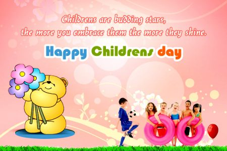 Happy Children\'s Day Images 2018 - Quotes, Wishes, Poems, SMS ...