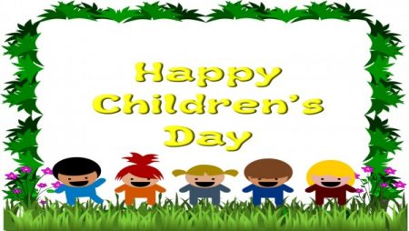 children's day celebration photos